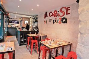 Restaurant La Cerise sur la Pizza