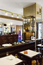 Restaurant Le Restaurant de l'hôtel Grand Amour
