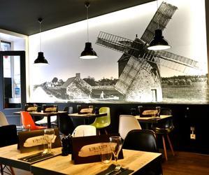 Restaurant L' Atelier - Artisan crêpier