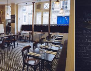 Restaurant Le Bon Georges