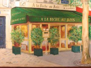 Restaurant A La Biche au Bois