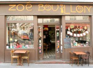 Restaurant Zoé Bouillon