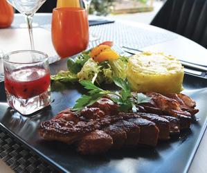 Restaurant Le poivre Rose