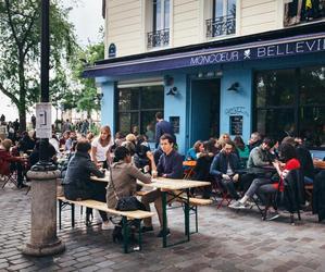 Restaurant Moncœur Belleville
