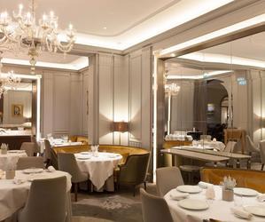 Restaurant Monsieur Restaurant à l'hôtel Lancaster