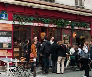 Restaurant Le Barav
