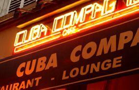 Restaurant Cuba Compagnie Café - 11ème