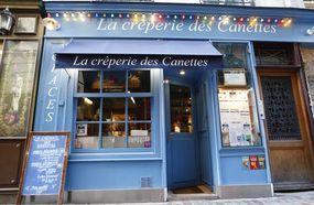 Restaurant La Crêperie des Canettes