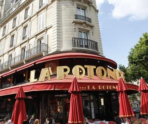 Restaurant La Rotonde Montparnasse
