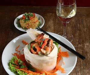 Le figaro mme shawn bistrot thai paris 75010 cuisine - Cuisine thailandaise paris ...