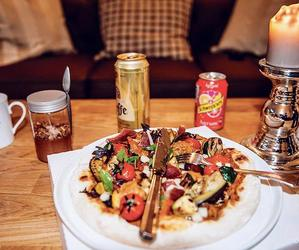 Restaurant The Hot Stuff