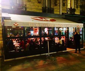 Restaurant Les Burgers du Père Claude