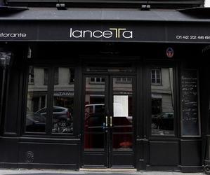 Restaurant La Lancetta