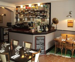 Restaurant Les Affranchis