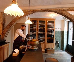 Restaurant Septime la cave