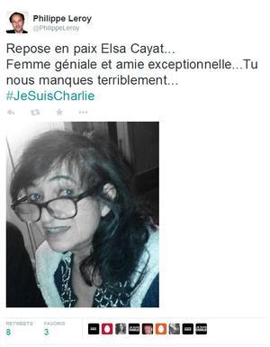 Elsa Cayat : la psy de Charlie Hebdo assassin��e | Le Figaro Madame