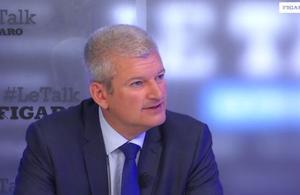 Falorni: «Je condamne l'attitude méprisante de Ruffin et de La France insoumise»