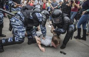 Être opposant politique en Russie, en Chine et en Turquie