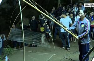 Thaïlande : toujours aucune nouvelle des 12 enfants piégés dans une grotte