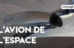 Les images de l'essai réussi de la navette commerciale de Virgin Galactic