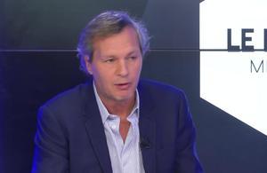 Musique:  «La production francophone est performante», selon Olivier Nusse