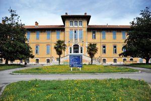 L'Espace méditerranéen de l'adolescence peut accueillir une cinquantaine de jeunes patients.