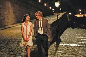 Midnight in Paris de Woody Allen (2011).