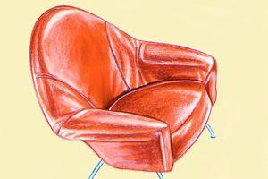 Le fauteuil 770