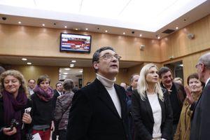 Malgré la crise à l'UMP, Patrick Devedjian a été élu député des Hauts-de-Seine.