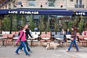 Le Café Français.