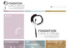 Le site carlabrunisarkozy.org aujourd'hui