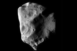 Un astéroïde (Crédits photo: ESA)