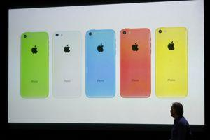L'iPhone 5c sera disponible en cinq couleurs.