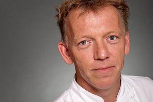 Gilles Marchal. 47 ans, Lorrain. Consultant, ex-chef pâtissier du Bristol, ancien directeur de La Maison du Chocolat. Bientôt une pâtisserie à Paris.