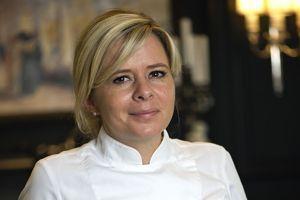 Christelle Brua, Lorraine. Chef pâtissière du Pré Catelan, à Paris.