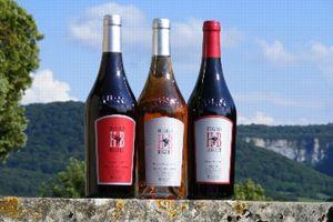 Le vin de Patrice, viticulteur à Arbois dans le Jura.