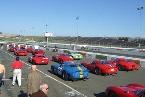 Les GTO comme à la parade!