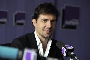 Benoit Bouscarel. Crédit Christophe Abramowitz/Radio France