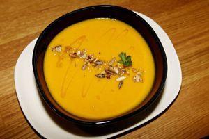 Une soupe chez Soya