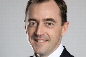 Christophe Catoir, directeur général du pôle executive du groupe Adecco France
