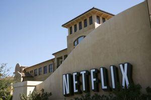 Le siège de Netflix, à Los Gatos.