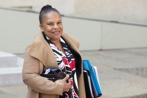 Contrairement à ce que l'on attendait, Christiane Taubira reste à la Justice.