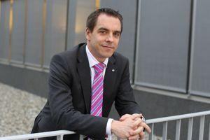 Bastien Schupp, le vice-président du marketing de Nissan Europe.