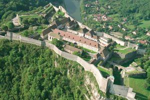 La citadelle de Besançon. (DR)