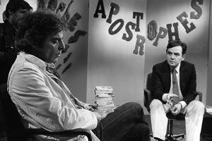 Paul Pavlowitch se fait passer pour Émile Ajar dans l'émission littéraire de Bernard Pivot en 1981.