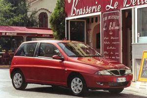 Lancia Ypsilon, un héritage du rachat d'Autobianchi.