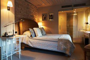 Le Torri e Merli occupe une ancienne villa vénitienne.