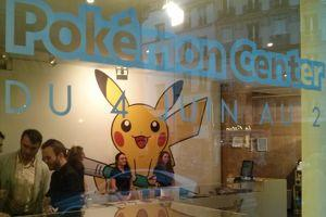 Le Pokémon Center Paris. Crédit: Figaro.fr