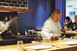 Le chef sushi de Jin, Ier.