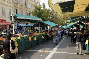 Le marché de Noailles.©jptribouillier.